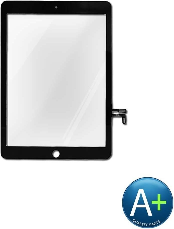 For iPad 5th Gen 2017 A1822 A1823 LCD Display Touch Screen Assembly Replacement