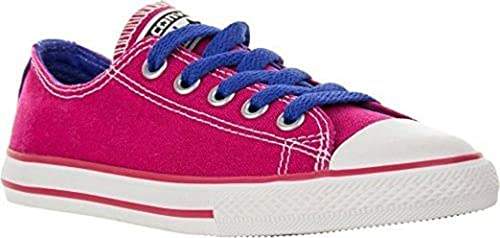 Converse Ladies Womens Girls Pink Star Ox Trainers Shoes UK Size 3 4 5 6 7 07343ab1f