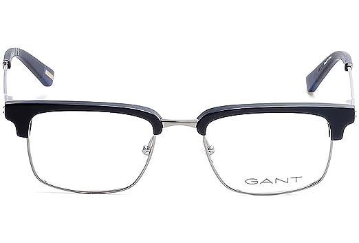 36dc494c23 Image Unavailable. Image not available for. Color  Gant GA 3127 002 53mm  Matte Black Eyeglasses