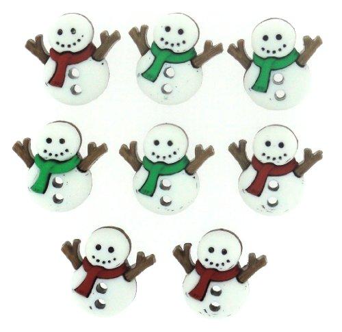 Dress It Up 7494 Sew Cute Snowmen