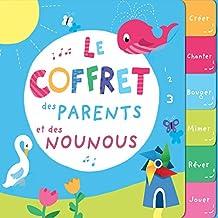 Le coffret des comptines pour enfants (2CD+1DVD) - Parents/Nounous