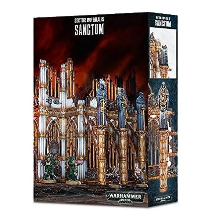 Warhammer 40,000 40k Sector Imperialis Sanctum Games Workshop 64-70