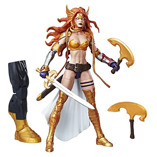 [Marvel Guardians of the Galaxy 6-inch Legends Series Marvel's Angela] (Comic Book Character Costumes Uk)