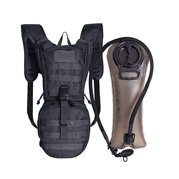 Unigear-Tactical-Hydration-Pack-Backpack-900D-with-25L-Bladder-for-Hiking-Biking-Running-Walking-and-Climbing