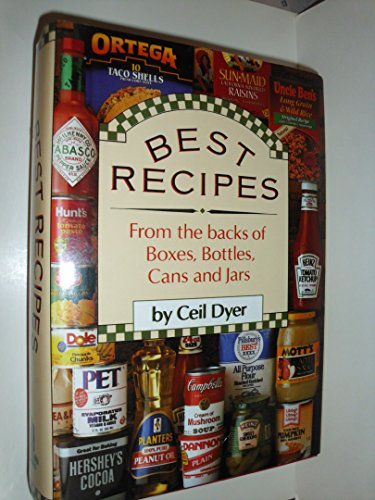 Best Recipes: From The Backs Of Boxes, Bottles, Cans And Jars (Best Box Cake Recipes)