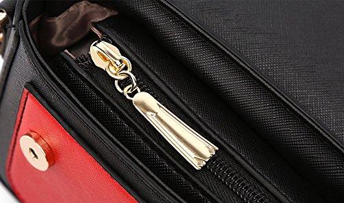 Mini sacchetto semplice semplice di estate, versione della nuova versione delle signore coreane dello zaino obliquo della spalla, borse, pacchetto catena