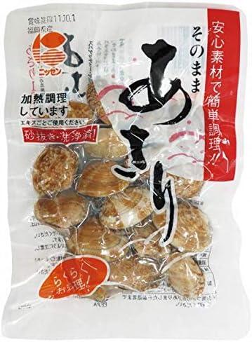 日本鮮食  そのままあさり 100g  8個