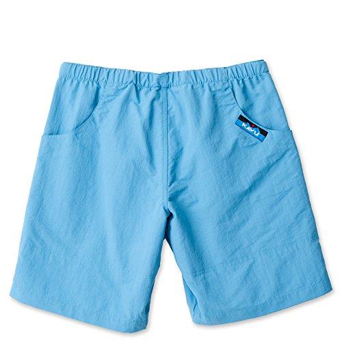 Kavu Climbing Shorts - KAVU Men's Big Eddy Shorts, Pacific, Medium