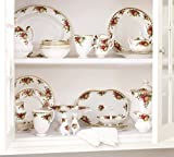 Royal Doulton Old Country Roses 9-Piece Tea Set