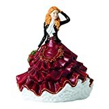 Royal Doulton 8.9'' Season of Joy Figure of the Year 2017 Figurine