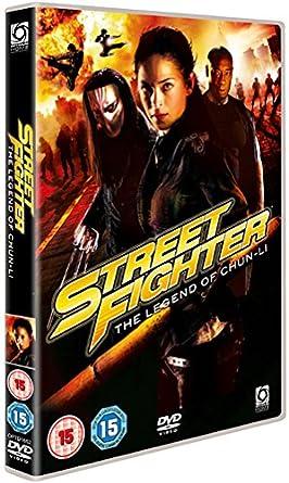 Amazon Com Street Fighter The Legend Of Chun Li Dvd Movies Tv