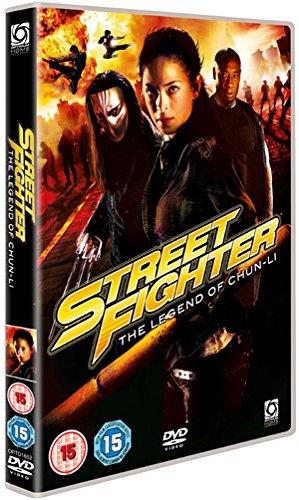 Street Fighter - The Legend Of Chun-Li [DVD] (The Street Fighter Legend Of Chun Li)