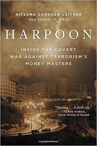 Darshan-Leitner – Harpoon: Inside the Covert War Against Terrorism's Money Masters