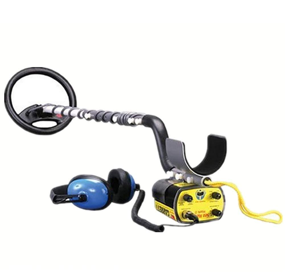 Cazador de tesoros Detector de metales profesional subacuático del detector de metales H-205i con la función del auricular P/P Precisión: Amazon.es: ...