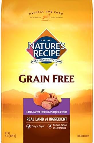 Nature's Recipe Grain Free Dry Dog Food