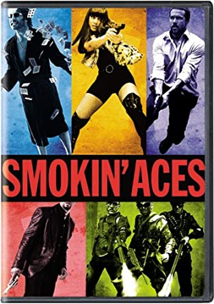 Amazon Smokin Aces Widescreen Edition Dvd Ryan Reynolds