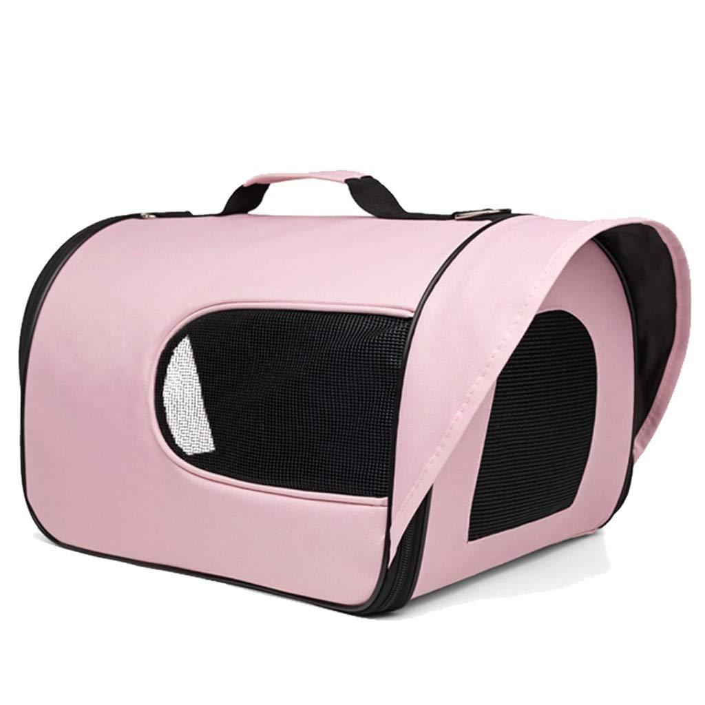 Pet Supplies Comes With A Retractable Strap Portable Travel Bag Space Pet Cabin Cat Dog Handbag