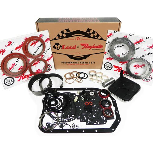 03 tahoe transmission rebuild kit - 7