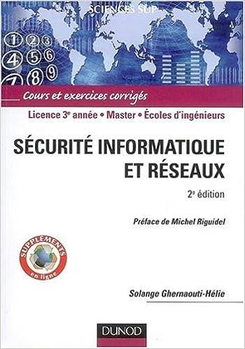 Télécharger en ligne Sécurité informatique et réseaux pdf, epub ebook