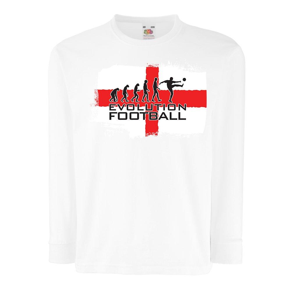 Lepni Me Tshirt The Evolution Of Football England Russia Championship 2018 World Cup Engli