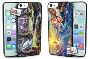 Disney Snow White and Little Mermaid Hard Case COMBO TWO PACK for iphone 4/4s iphone 4/4s