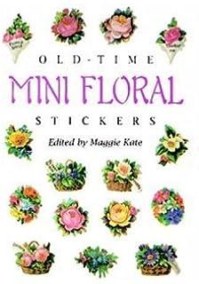 Wild Flowers Sticker Play Scene