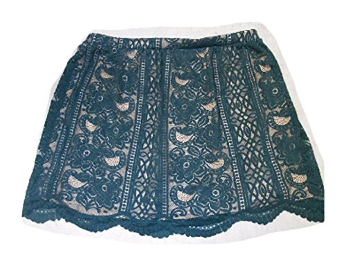 Xhilaration Juniors Lace Skirt - 4