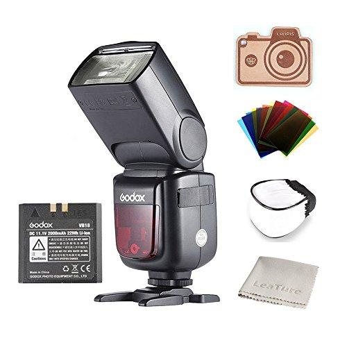 Godox V860IIF E-TTL HSS 1/8000s 2.4G GN60 Li-ion Battery Camera Flash speedlite for Fujifilm DSLR X-Pro2 X-T20 X-T1 X-T2 X-Pro1 X100F