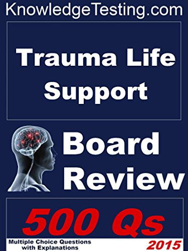 Amazon trauma life support review ebook john davren adam trauma life support review by davren john brunett adam baldwin fandeluxe Images