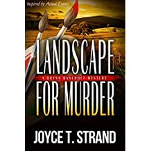 Landscape for Murder: A Brynn Bancroft Mystery