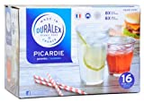 Duralex Picardie Tumblers, Set of 16