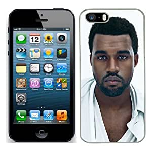 Kanye West Case Fits Iphone 5s Cover Hard Protective Skin 2 for Apple I Phone 5 S Mobile