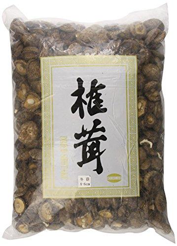 Mushroom House Dried Shiitake Mushrooms, 4-6 cm, 5 Pound