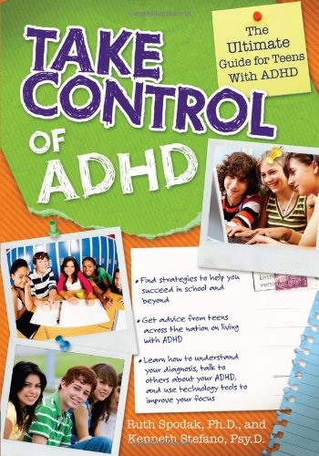 Take Control ADHD Ultimate Guide product image