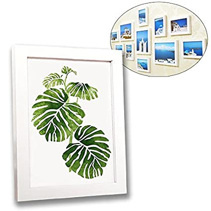 Amazon Picture Frames 5x7 And 8x10 Without Mat Multiple Size
