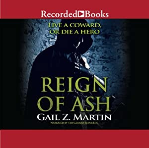 Reign of Ash Audiobook
