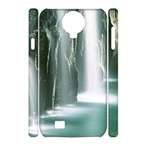 EZCASE Waterfall Phone Case For Samsung Galaxy S4 i9500 [Pattern-3]