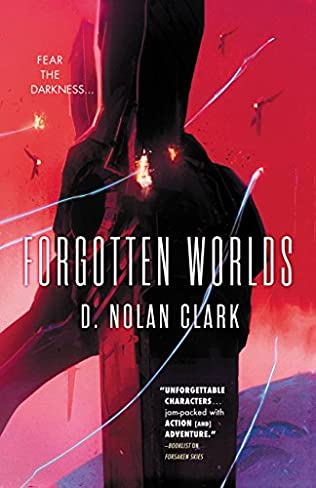 book cover of Forgotten Worlds