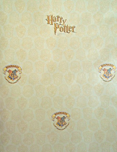 Hogwarts School Of Witchcraft Wizardry Harry Potter Official Wallpaper Amazon Com
