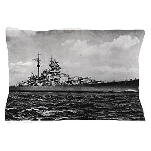 CafePress - Bismark - Standard Size Pillow Case, 20