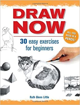 Book Draw Now: 30 Easy Exercises for Beginners by Ruth Glenn Little (2005-08-26)