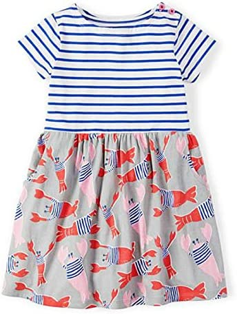[Sponsored] Annie Baby Girls Summer Dress 2018 Brand Princess Dress For Kids Clothes Flower Dresses Girls Costume 100% Cotton