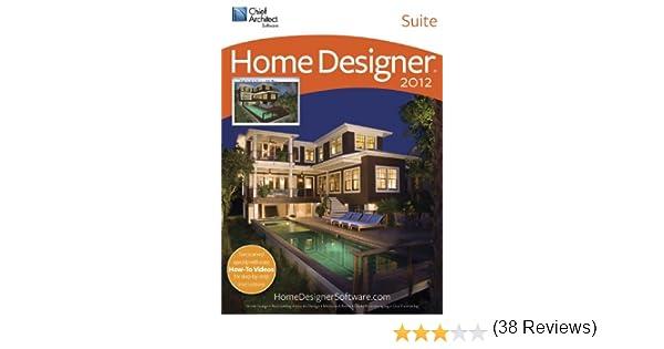 Amazon.com: Home Designer Suite 2012 [Download]: Software