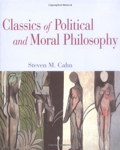 Classics Of Political+Moral Philosophy