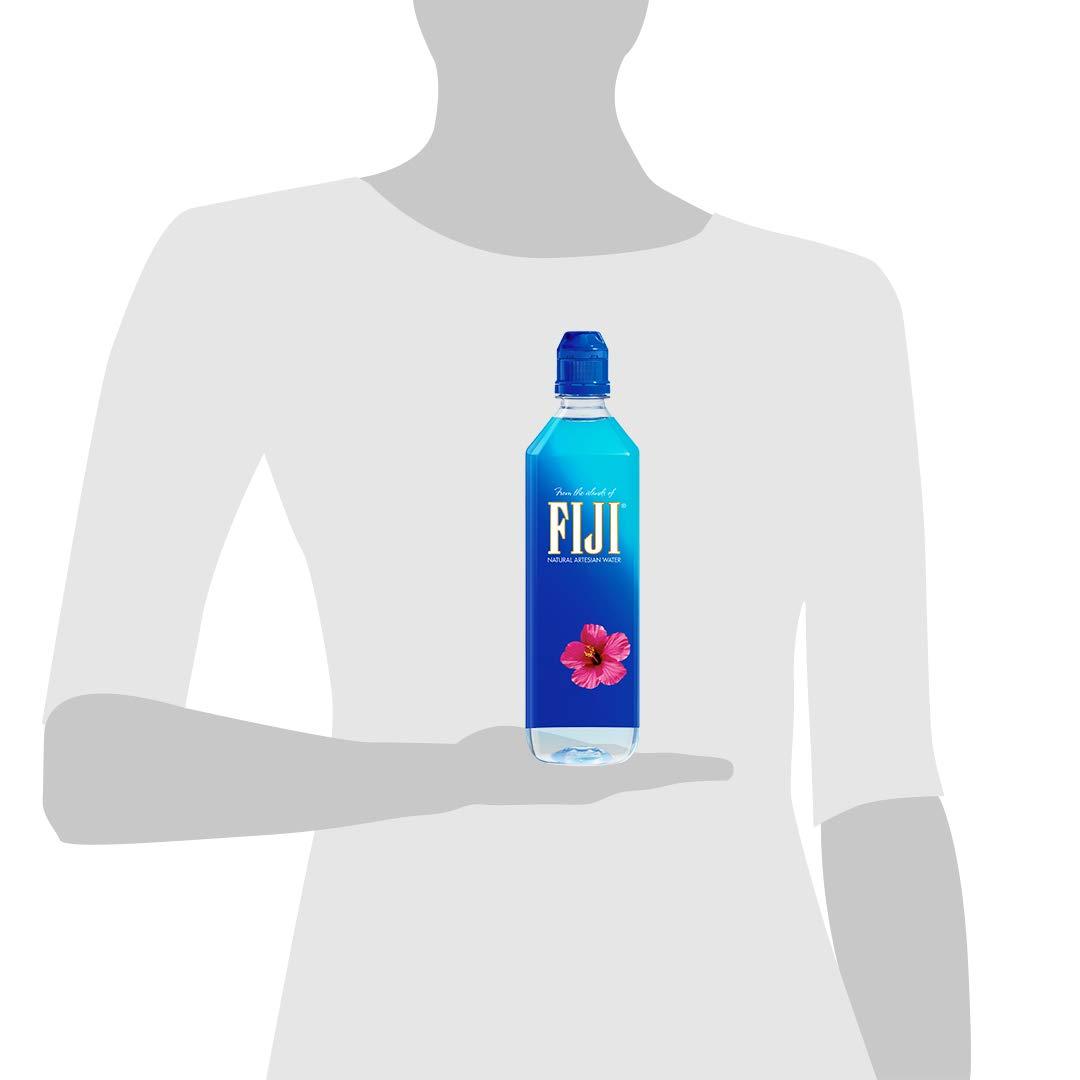 FIJI Natural Artesian Water, 23.7 Fl Oz (Pack of 12) by FIJI Water (Image #6)