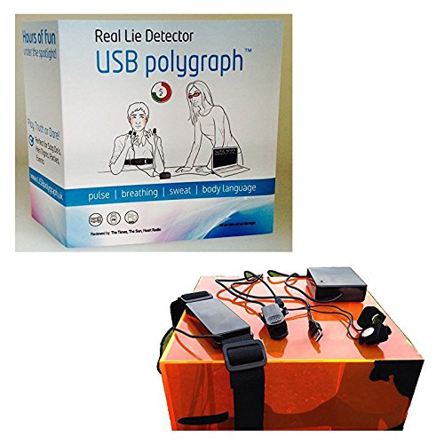 USB Polygraph Machine