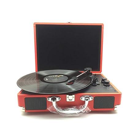 Ouqian-Home Radio Vintage Bluetooth Portátil nostálgico Retro ...