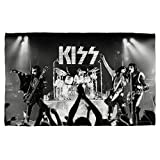 KISS Staged Golf Towel W Grommet White 16X24