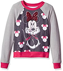 Minnie Mouse Sequin Pullover