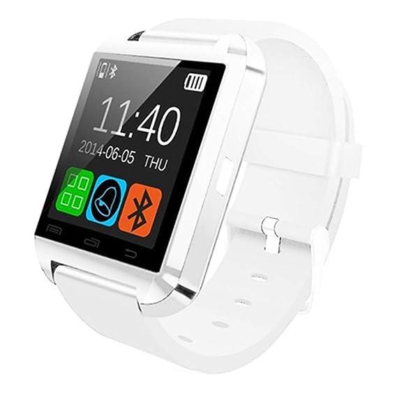 JingJingQi Reloj Inteligente Smart Watch GT08 Niños Hombres ...